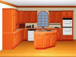 wooden modular kitchen in chennai