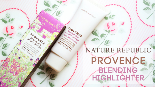 Nature Republic Provence Blending Highlighter