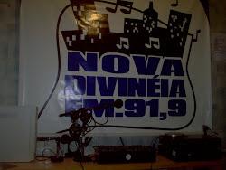ESTUDIO DA RADIO 91,9