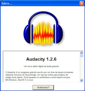 About - Audacity 1.2.6