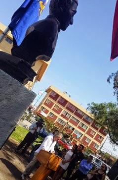 Discurso Día de la Prensa Udo Gonçalves Flores, presidente Consejo Regional Arica-Parinacota