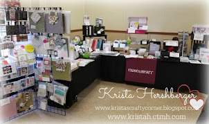 Check out the Latest that's happening with Krista at CTMH! :)