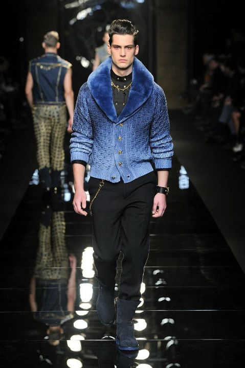Versace Men 39 S Wear Fashion Show Fall Winter 2012 13 Fashion Shows