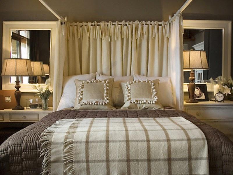 Desain kamar tidur romantis 6