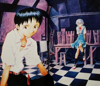 Neon Genesis Evangelion Vol. 3 - Yoshiyuki Sadamoto