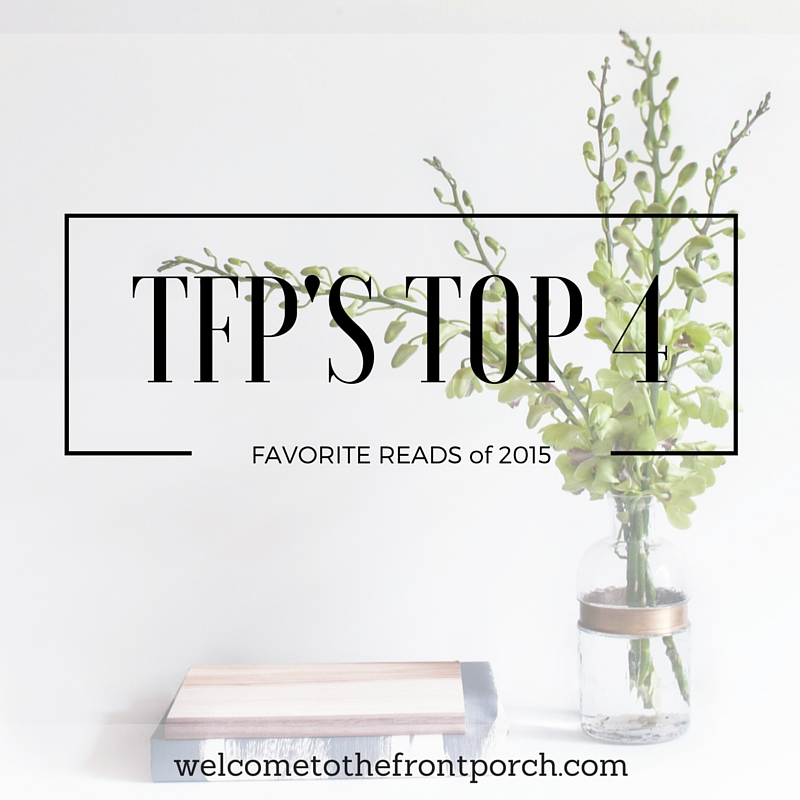 TFP Top 4 Favorite Reads - Books