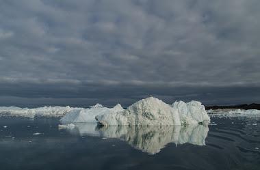 Illulisat Iceberg scene