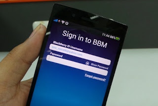 Ping! BBM untuk Android Bisa Di-download 21 September
