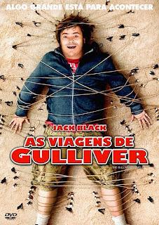 Assistir As Viagens de Gulliver Dublado Online HD
