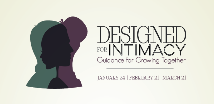 Designed for Intimacy Marriage Series 2015