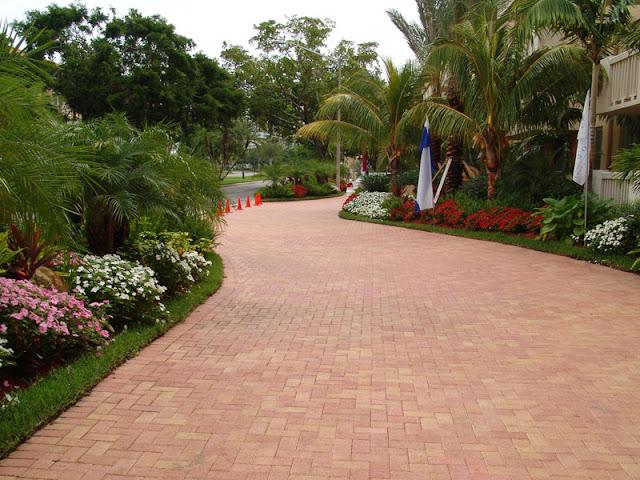Brick Driveways7