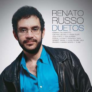 Renato Russo - Duetos CD Capa