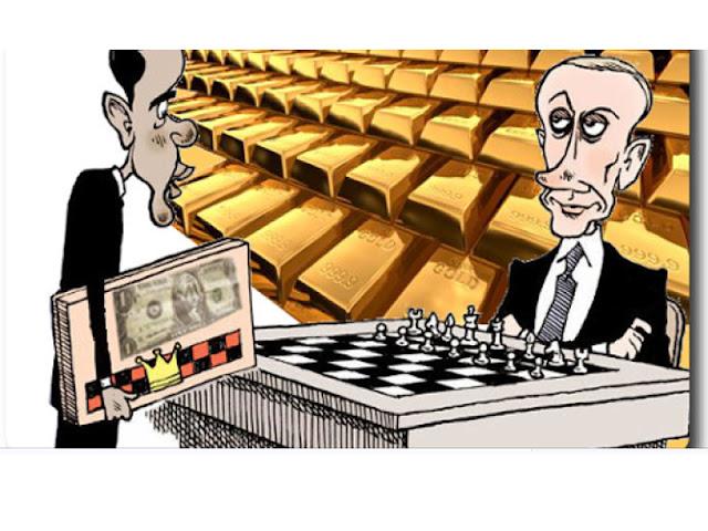 Президент России Владимир Путин предложил провести дедолларизацию