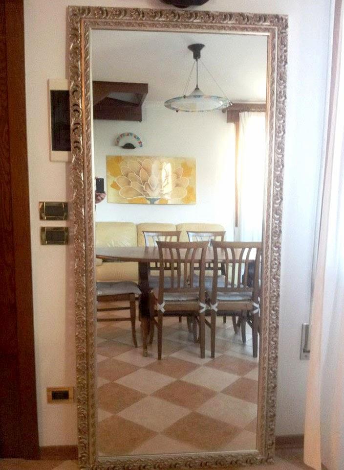 Quadraluna cornici specchi - Specchio su misura ikea ...