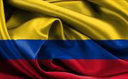 Colombia es un país en vía de desarrollo que se encuentra situado en Sur . (bandera colombia)