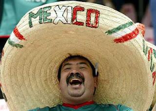 o chapéu mexicano