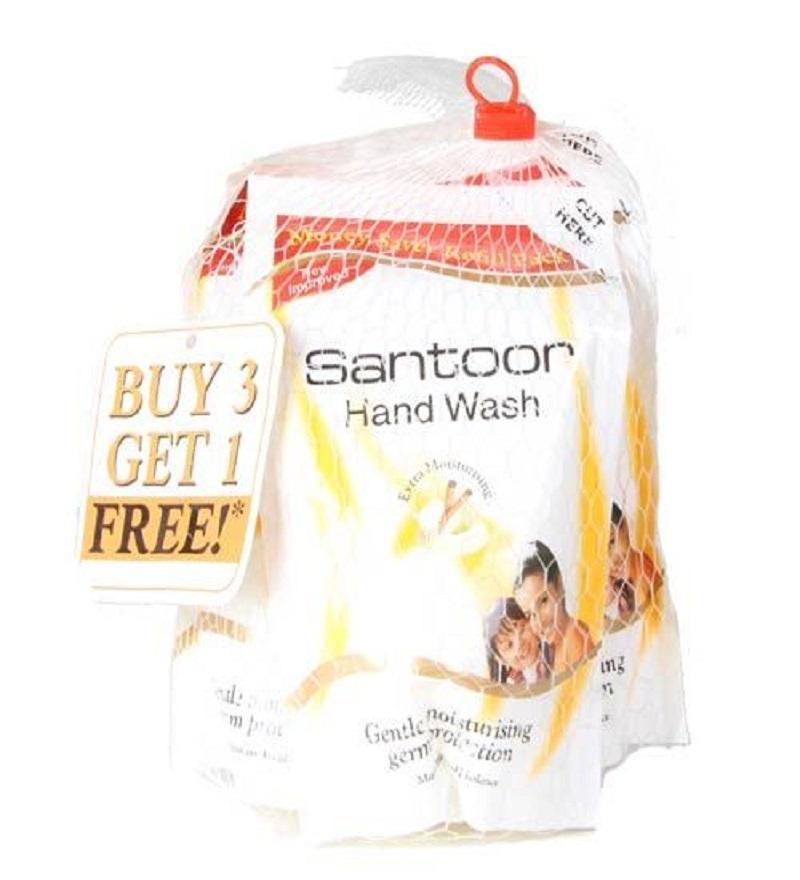 santoor moisturising handwash
