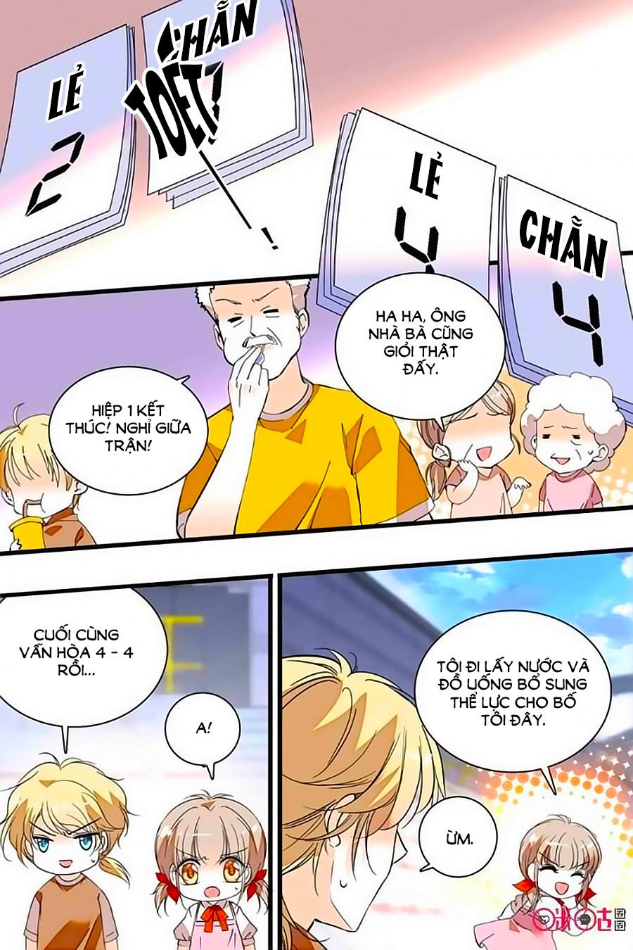 Thanh Ninh Chi Hạ – Chap 303