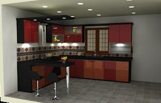 garisan ilham interior: dekorasi interior sebuah rumah