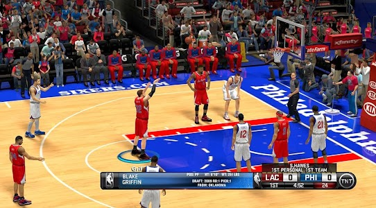 NBA 2K14 TNT Scoreboard Patch Download
