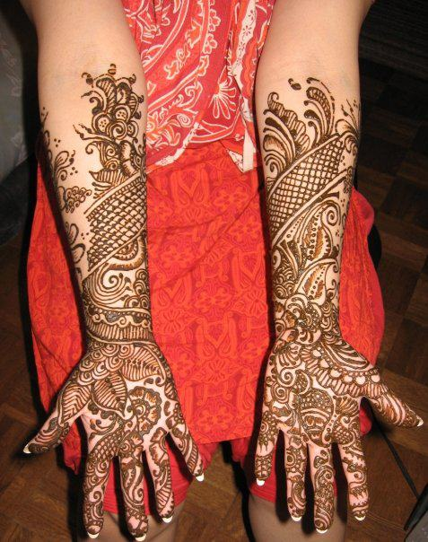 Mehndi Henna Fashion : Henna mehndi clothes makedes