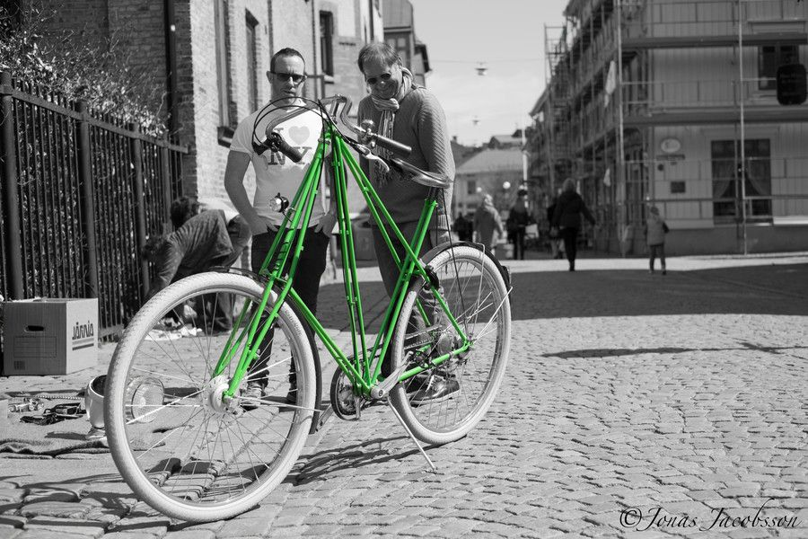 31. Green Transportation by Jonas Jacobsson