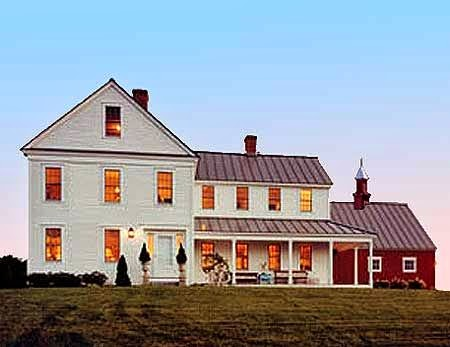 Steward of design crushing on modern farmhouse exteriors for Modern farmhouse cost to build