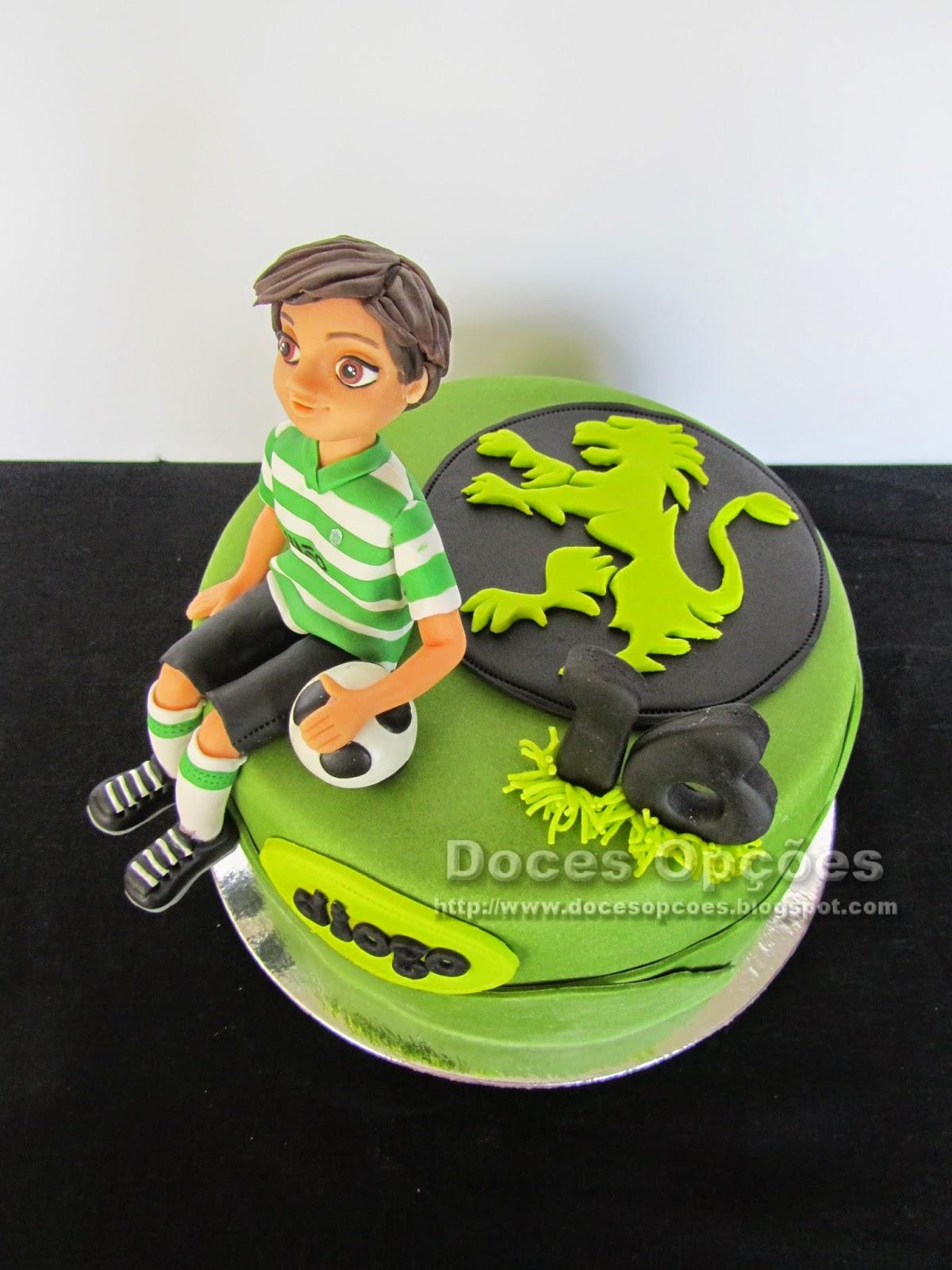 bolo aniverário futebol bragança