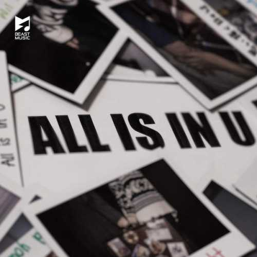 [Single] BEAST – ALL IS IN U (2015.10.30/MP3/RAR)