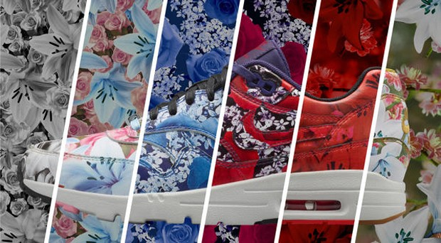 e00ac57ac6 Além de ser uma coleção linda inspirado nas flores, Nike escolheu o Dia  Internacional da Mulher pra está disponível mundialmente a sua coleção  Sportswear ...