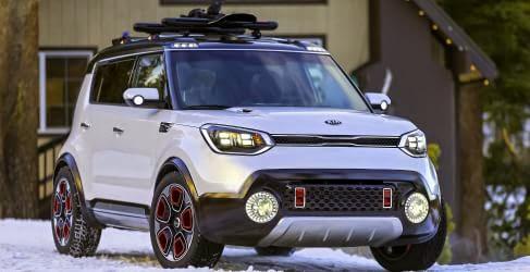 Kia Concept Trail'ster e-AWD