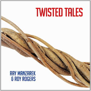 New Release- Ray Manzarek & Roy Rogers