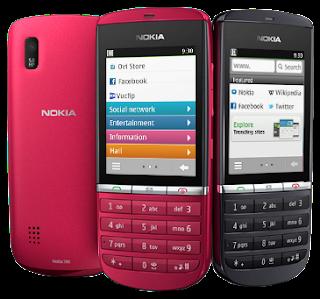Nokia Asha 300 Price in Pakistan