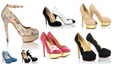 Sepatu Charlotte Olympia