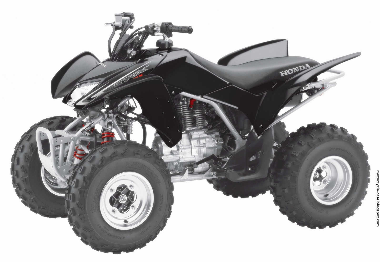 Honda Atv Trx250x 2011 Motorcycle Case