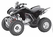 Honda ATV TRX250X2011