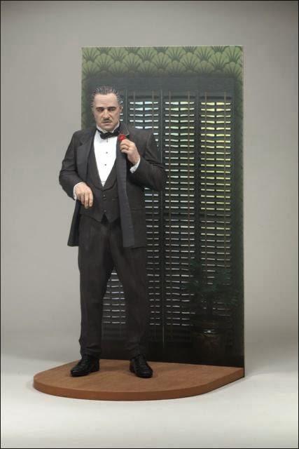 Figura Don Corleone El Padrino