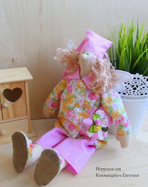 тильда, тильда ангел, тильда сонный ангел, сонный ангел, ангел, спящий ангел, ангел добрых снов, сплюшка, сплюшкин, тильда сплюшка, кукла тильда, кукла, интерьерная кукла, текстильная кукла, авторская кукла, украшение спальни