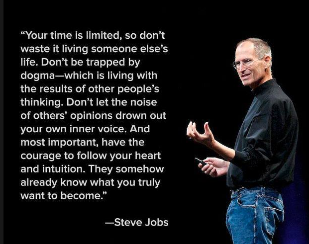 sucessfull international entrepreneur steve jobs For entrepreneurs, jobs' greatest legacy is the set of principles that drove his success  steve jobs formed apple computer in its garage with steve wozniak and.