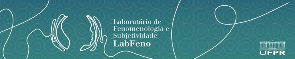 Laboratório de Fenomenologia & Subjetividade - UFPR