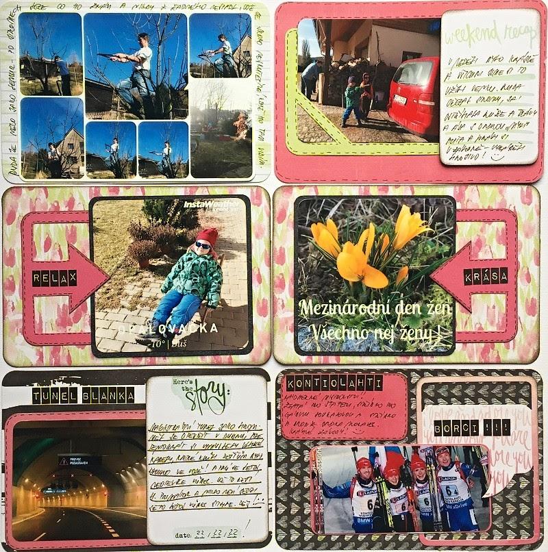 Project Life album