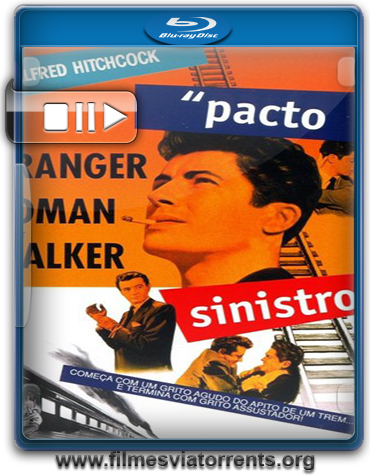 Pacto Sinistro Torrent – BluRay Rip 720p e 1080p Dual Áudio (1951)