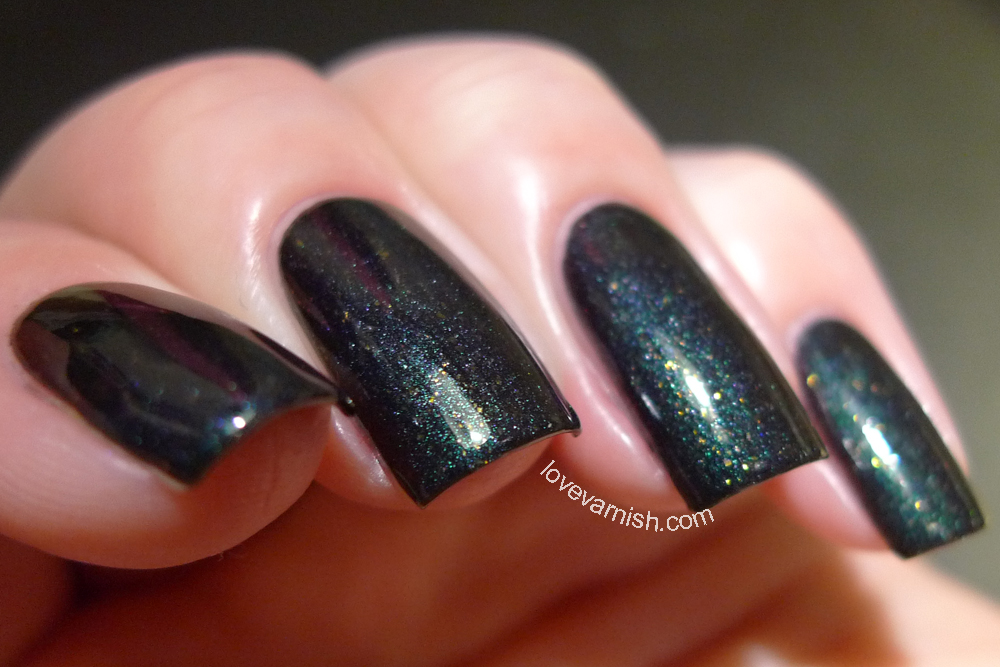 Too Fancy Lacquer Counting Stars