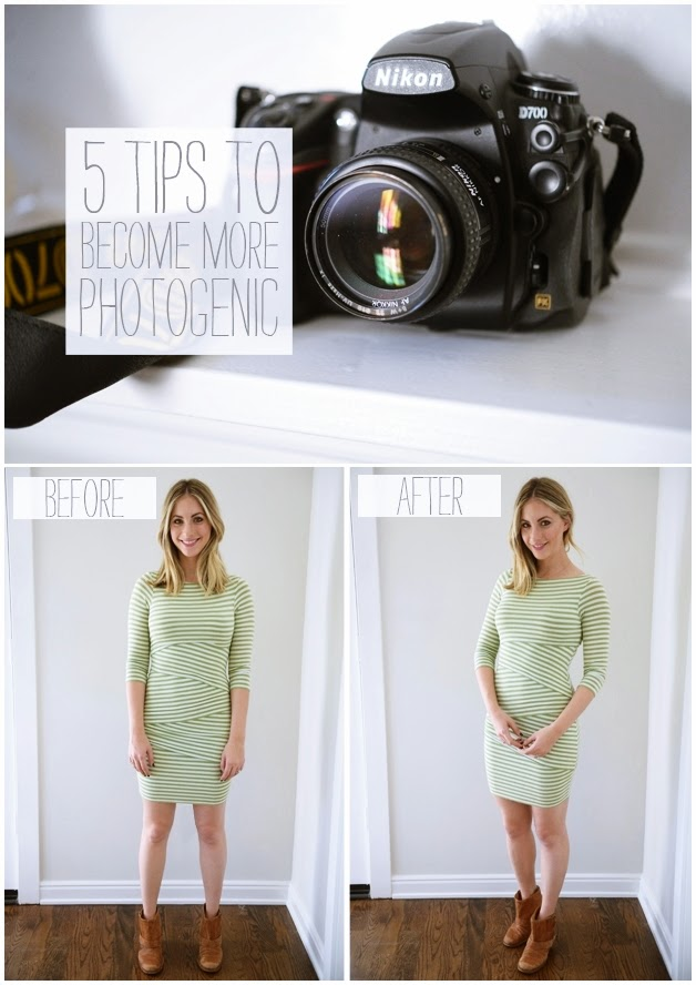 5 Tips & Tricks To Becoming More Photogenic