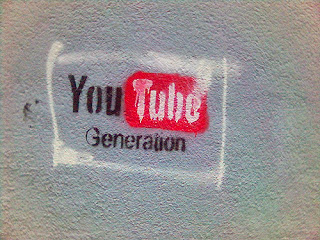 YouTube Generation Sign