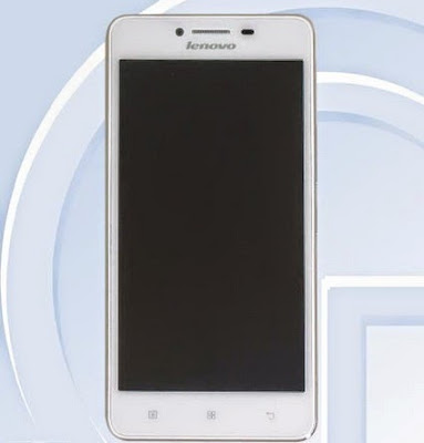 Lenovo A6600 mobile phone with 5 inch display