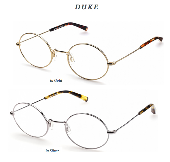 Warby Parker - 1922 Collection Duke Frames