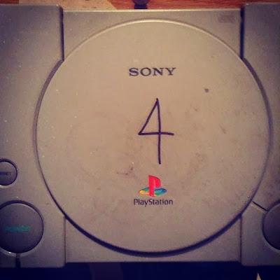 Tengo el Play Station 4!