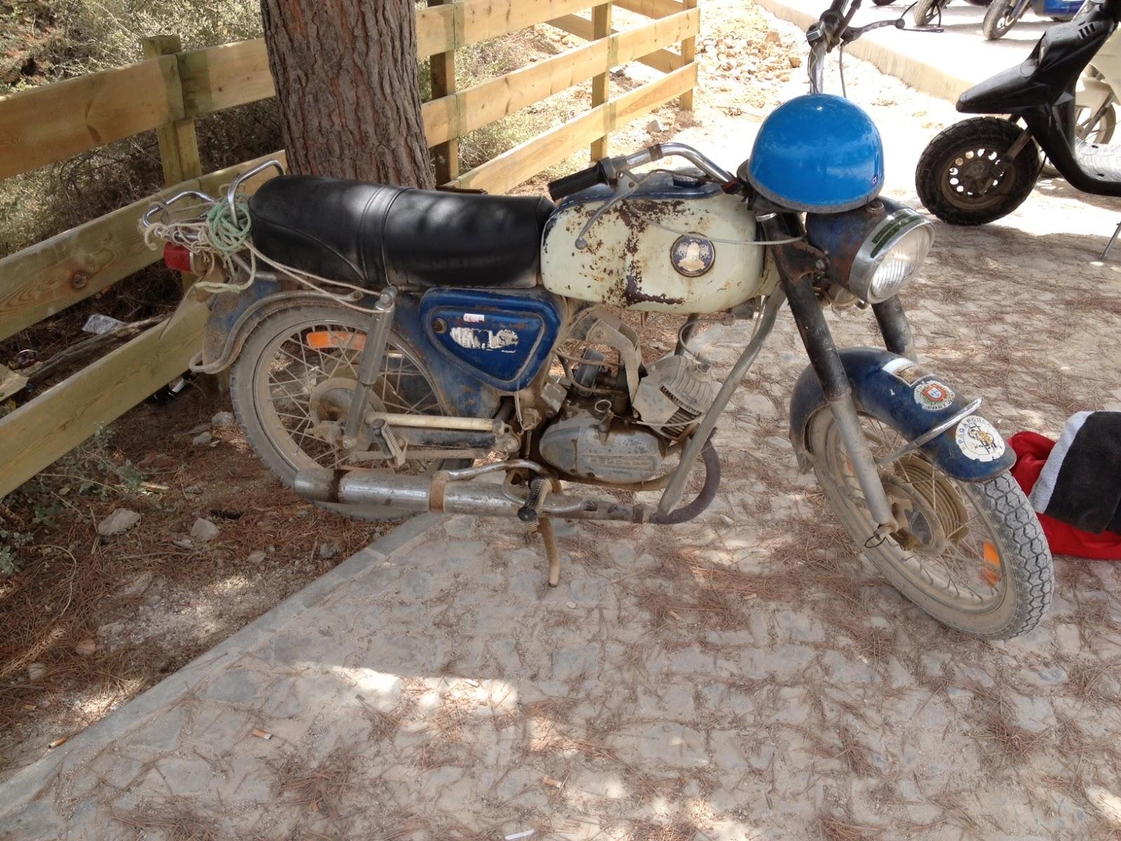 Scotapowa rumble motoculture vespa lambretta - Location utilitaire limoges ...
