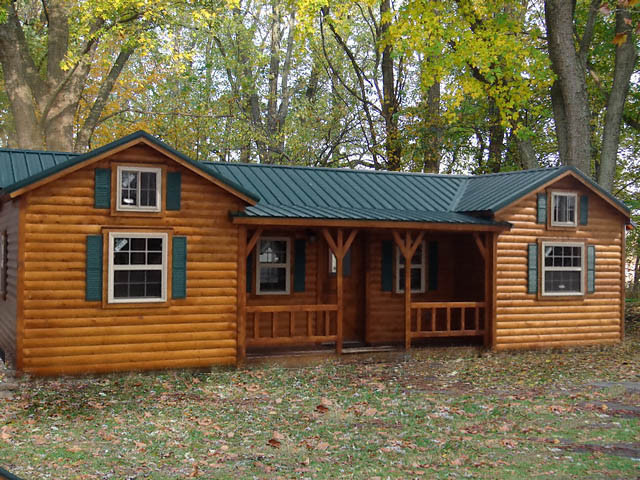 Tiny House Town: Amish Cabin Company Kits, Starting At $16,350